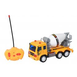 Машинка на р/у Same Toy CITY Бетономешалка (F1602Ut)