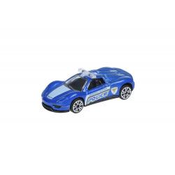 Машинка Same Toy Model Car полиция синя  (SQ80992-But-2)