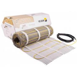 Мат нагревательный Danfoss Veria Quickmat 150, 2х жильный, 4.0кв.м, 600W, 0.5 х 8м, 230V (189B0170)