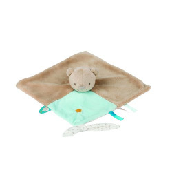 Мягкая игрушка музыкальная Миа и Базиль -Ду-ду Базиль Медвежонок (562126)