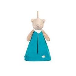 Мягкая игрушка музыкальная Миа и Базиль - Сумка для подгузников (562492)
