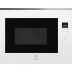Микроволновая печь Electrolux встраиваемая 25 л / электронное управление / белая (KMFE264TEW)