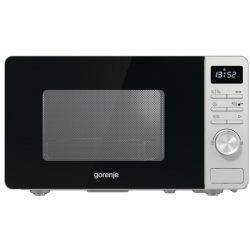 Микроволновая печь Gorenje MO20A4X / 20 л/800 Вт./электронное упр./LED-дисплей/нержав.сталь (MO20A4X)