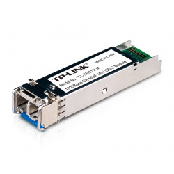 Модуль TP-LINK TL-SM311LM SFP, 1x1000BaseSX, MM, 550m, LC, (TL-SM311LM)