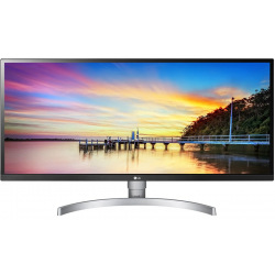 """Монiтор LCD 34"""" LG 34WK650-W 2xHDMI, DP, MM, IPS, 2560x1080 (21:9), HDR10, 99%sRGB, FreeSync (34WK650-W)"""
