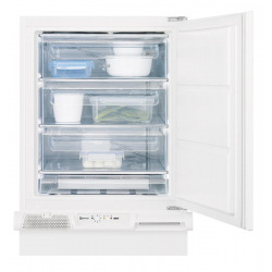 Морозильная камера встраиваемая Electrolux EUN1100FOW 815 мм / 95 л / А+ / Белая (EUN1100FOW)
