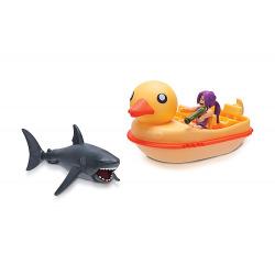Набор Jazwares Roblox Feature Vehicle SharkBite: Duck Boat W2 (19871R)