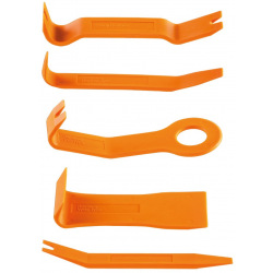 Набор съемников панелей облицовки NEO Tools, 5 шт. (11-822)