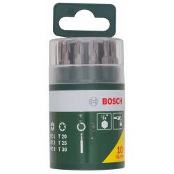 Набор бит Bosch 9 шт. + универсальный держатель (2.607.019.452)