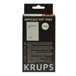 Набор Krups для удаления накипи для кофеварок (2 пакетика по 40г + 1 тест на жест. воды) (F054001A)