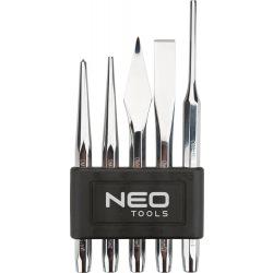 Набор инструментов Neo (зубило и долото) 5шт.*1 уп. (33-060)