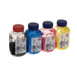 Набор тонера АНК Black 40г, Color 35г 1503132