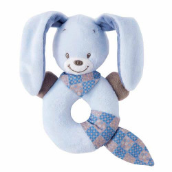 Nattou Брязкальце-кільце кролик Бібу  (321167)