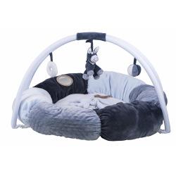 Коврик развивающий с подушками та дугами Алекс и Бибу  (321259)