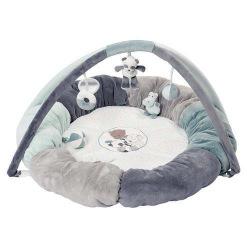 Коврик развивающий с подушками та дугами Nattou Лулу, Лея и Иполит  (963343)