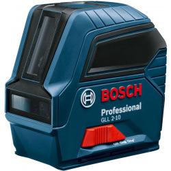 Нивелир Bosch лазерный GLL 2-10, до 10 м (0.601.063.L00)
