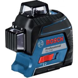 Нивелир Bosch лазерный GLL 3-80 (AA) + кейс (0.601.063.S00)