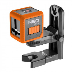 Нивелир Neo лазерный перекрестный 10 м, с футляром и магнитным держательем (75-100)
