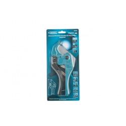 Ножиці  універсальні для різання виробів із ПВХ діаметр до 42 мм, порошковое покриття рукояток,  GROSS (MIRI78424)