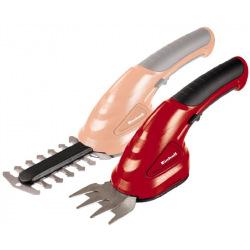 Ножиці Einhell GC-CG 3,6 Li T для трави, 3,6 В Li-Ion, 1,3 Ач, макс 60 хв, 70-100 мм (3410456)
