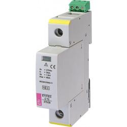 Ограничитель перенапряжения ETI ETITEC C T2 275/20 (1+0) 1p, RC (2440394)