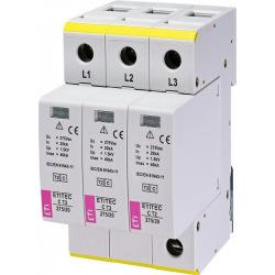 Ограничитель перенапряжения ETI ETITEC C T2 275/20 (3+0) 3p (2440399)