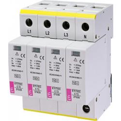 Ограничитель перенапряжения ETI ETITEC C T2 275/20 (4+0) 4p (2440395)