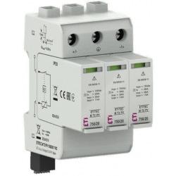 Ограничитель перенапряжения ETI ETITEC M T2 PV 1100/20 Y (для PV систем) (2440515)