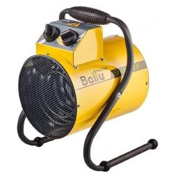 Обогреватель Ballu тепловая пушка BHP-PE-3UA, 3000Вт, 30м2, мех. упр-ние, жёлтый (BHP-PE-3UA)