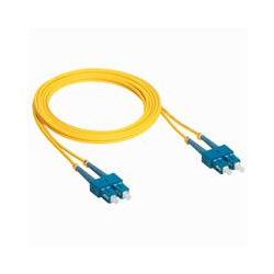 Оптический патч-корд Legrand SC/UPC-SC/UPC, 9/125, OS1, duplex, LSZH, LSC2, 3м (32602)