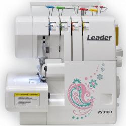 Оверлок Leader VS 310D, 100 Вт, 10-20 операций (VS310D)