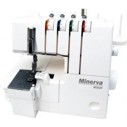 Оверлок Minerva M2020, 105 Вт, белый (M-M2020)