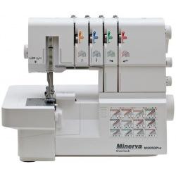 Оверлок Minerva M2050 Pro, 120 Вт, 1100 ст/мин (M-M2050PRO)