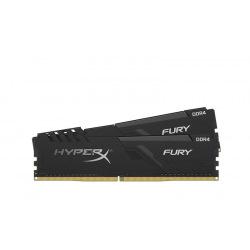 Оперативная память для ПК Kingston DDR4 3000 8GB KIT (4GBx2) HyperX Fury Black (HX430C15FB3K2/8)