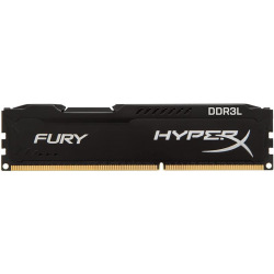 Оперативная память для ПК Kingston DDR3 1866 4GB 1.35/1.5V HyperX FURY Black (HX318LC11FB/4)