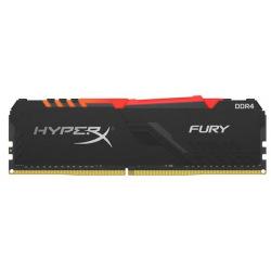 Оперативная память для ПК Kingston DDR4 3200 8GB HyperX Fury RGB (HX432C16FB3A/8)