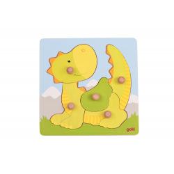 Пазл-вкладыш goki Дракон (57553G)