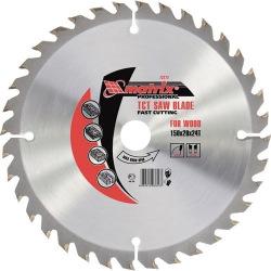 Пильний диск по дереву 140 х 20 мм, 20 зубів + кільце, 16/20,  MTX PROFESSIONAL (MIRI732109)