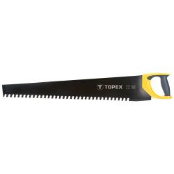 Пила Topex для пеноблоков Topex, 600 мм, 34 зубья, твердосплавн.напайки (10A761)