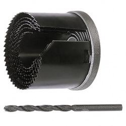 """Пила кільцева D 26-63 мм, глибина пропилу 1"""", SPARTA (MIRI70450)"""