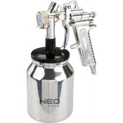 Пистолет-распылитель Neo, нижний бачок, 1л, 1.4 мм (12-530)
