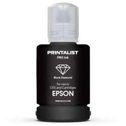 Чорнило PRINTALIST Black для Epson 140г (PL-INK-EPSON-B)