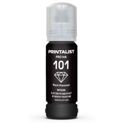 Чернила PRINTALIST 101 Black Pigment для Epson 70г (PL101BP) пигментные