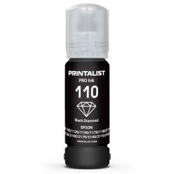 Чернила PRINTALIST 110 Black для Epson 70г (PL110BP) пигментные
