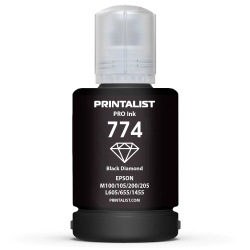 Чернила PRINTALIST 774 Black для Epson 140г (PL774BP) пигментные