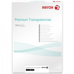 Плівка прозора Xerox A3 100арк. без підложки (003R98203)