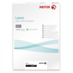 Плівка прозора Xerox A4 100арк. без підложки (003R98202)