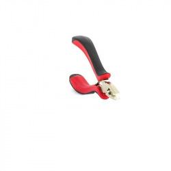 Плоскогубці нікельовані Mini 130 мм, авторозтискач, двокомпонентні рукоятки,  MTX (MIRI178169)