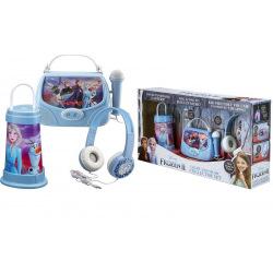 Подарунковий набір eKids Disney Frozen 2, Караоке, Портативний нічник, Навушники (FR-300.11MV9M)