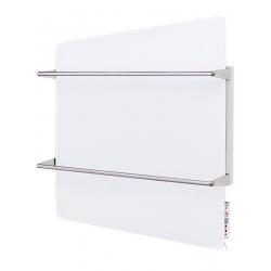 Полотенцесушитель стеклянный Sun Way с терморегулятором SWGТ-RA400-9003 (SWGT-RA400-9003)